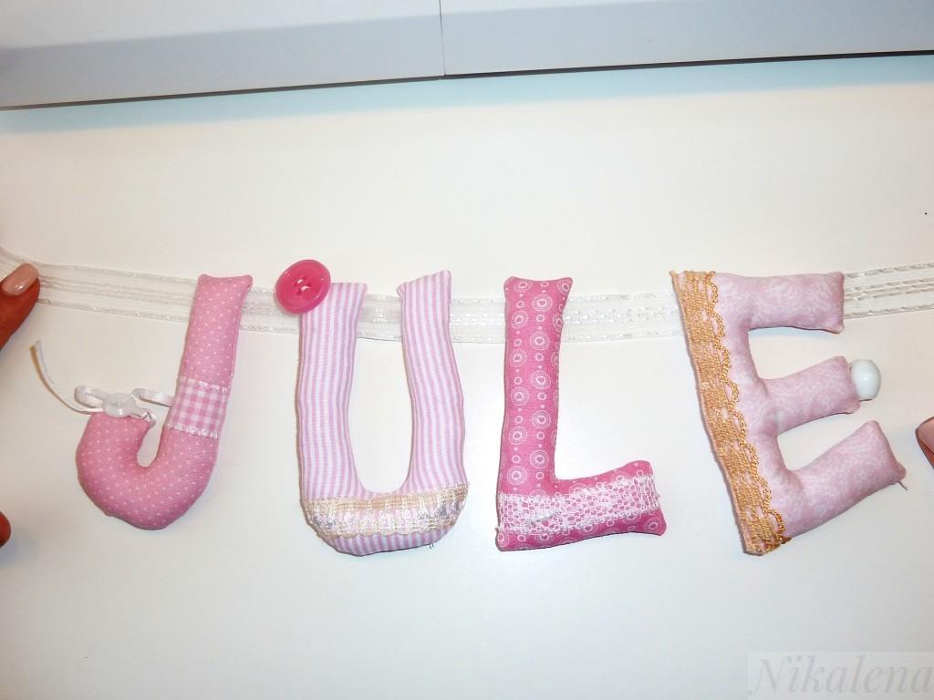 Namensband für Jule